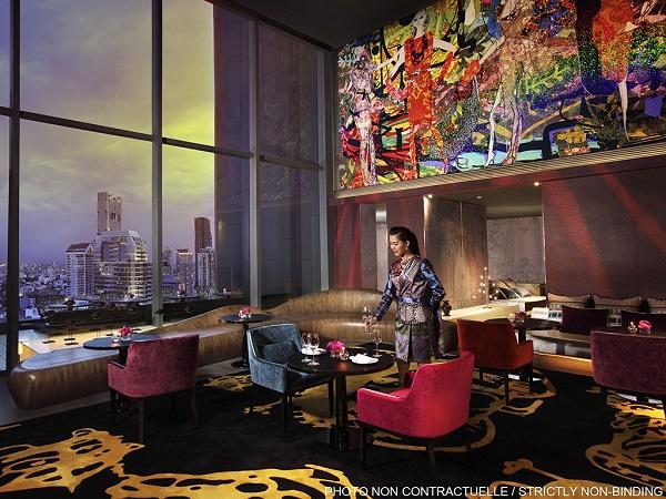 L'hôtel SO/ Sofitel de Berlin ouvrira en mars 2018, puis Saint-Pétersbourg en avril, Auckland en juillet, et Vienne à la fin de l'année 2018 - Crédit photo : SO/ Sofitel