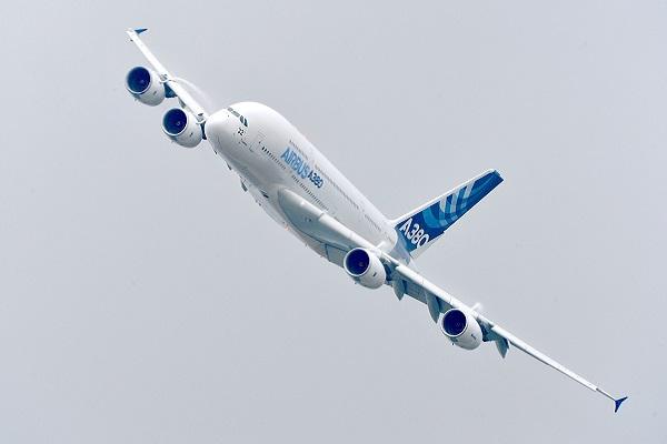 Le ciel s'assombrit sur le programme de l'A380 - Crédit photo : Airbus