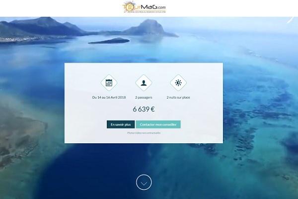 Nous avons testé : la nouvelle solution BtoB de Turquoise TO : Capture écran de myturquoise.pro