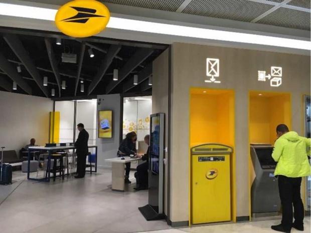 La Poste s'installe dans les aéroports de Paris - photo ADP