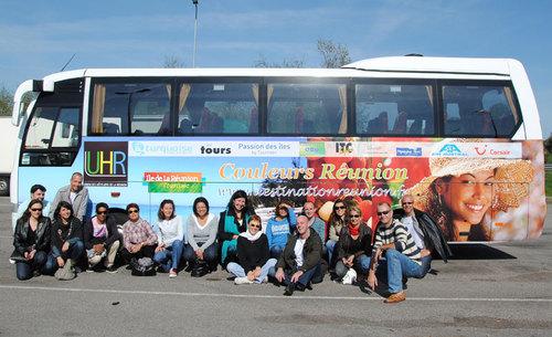 Workshop Couleurs Réunion : 110 agences de voyages au rendez-vous