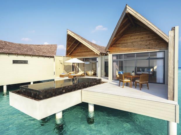 Mövenpick s'installe sur l'île de Kuredhivaru aux Maldives - photo Mövenpick