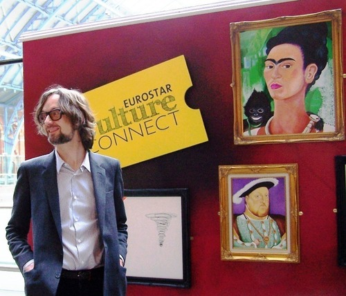 Javis Cocker, l'artiste britannique ambassadeur du projet Culture Connect