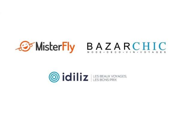 MisterFly, déjà allié à Bazarchic rachète Idiliz (ex-Mytravelchic)