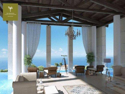 L'hôtel de Luxe Romanos est un établissement Luxury Collection