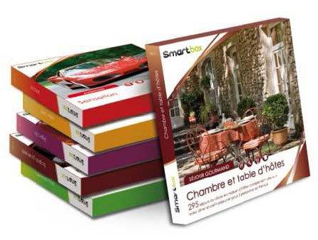 Smartbox lance un site pour les agents de voyages