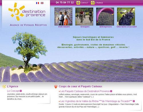Destination Provence : une agence réceptive qui ne fait pas que la Provence !