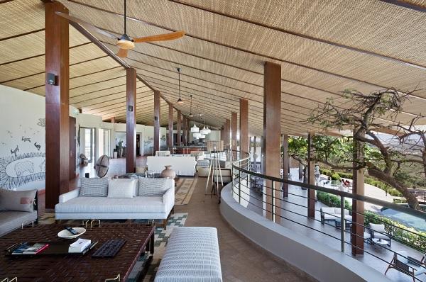 Meliá Serengeti Lodge, un hôtel axé sur le développement durable en Tanzanie - Crédit photo : Meliá
