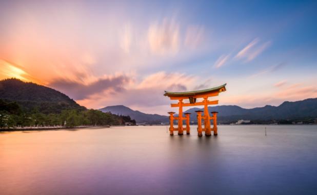 La Balaguère propose un pèlerinage bouddhiste au Japon, de Kyoto à Miyajima (photo), Hiroshima.  - Sean Pavone Photo
