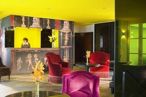 Lobby du Bellechasse, à Paris