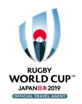 Coupe du monde de Rugby au Japon : Eventeam s'associe à JTB