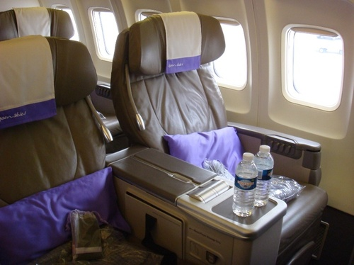 J'ai testé pour vous la Biz Seat et la Biz Bed d'OpenSkies