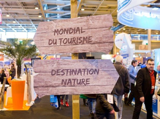 Le Salon Mondial du Tourisme ouvrira ses portes jusq'au 18 mars 2018 à Paris - Photo Copyright Nicolas Gavet SMT