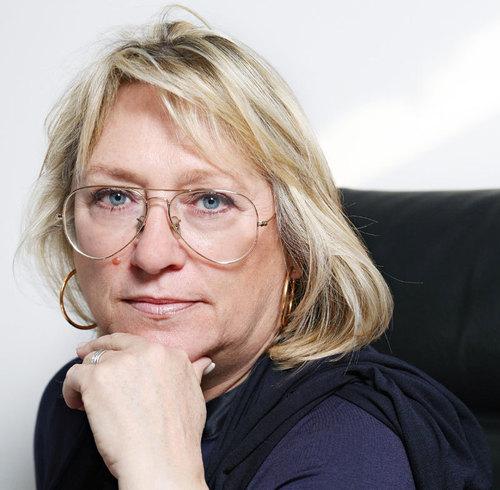 Michèle Laget Herbaut, présidente du SNAV Ile-de-France