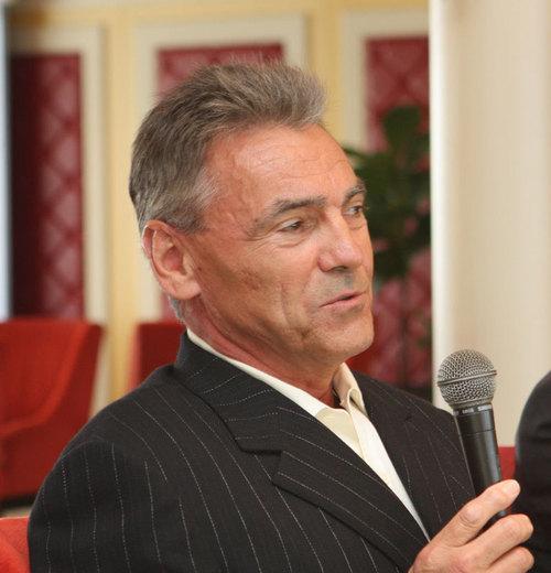 Jean-Maurice Ravon, le patron de TMR - Photo H. Tusseau