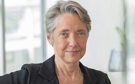 Elisabeth Borne, ministre des Transports /photo dr