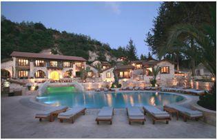 """Creative Tours : Coup de coeur 2010 : Séjour spécial """"Bien-être"""" au sein du Ayii Anargyri Resort à Chypre"""