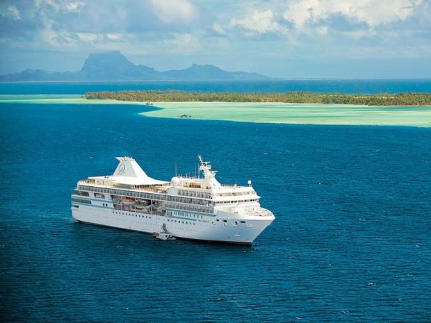 Croisière, vol inclu vers Tahiti - crédit photo : Voyage de Légende