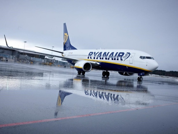 Ryanair fera l'acquisition d'une participation initiale de 24.9% de LaudaMotion qui s'élèvera rapidement à 75% - DR Ryanair
