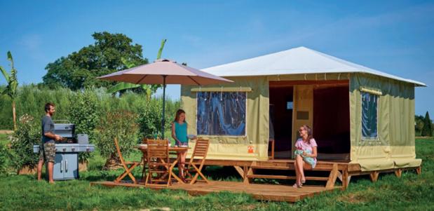 VVF Camping devrait toucher 10 000 personnes cet été - DR VVF