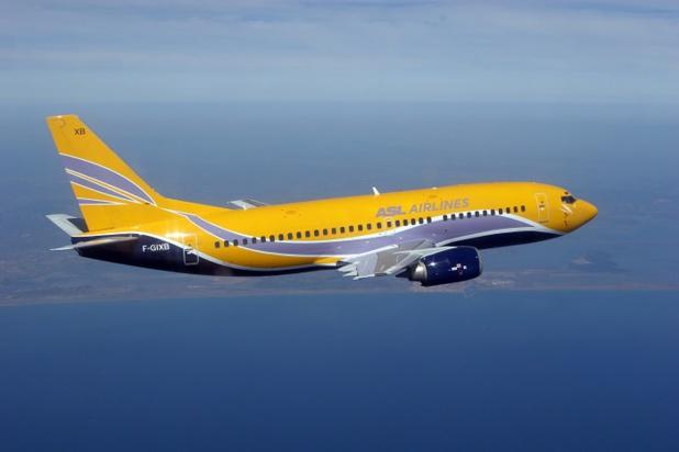 ASL Airlines France ouvrira cet été b[trois lignes au départ de Toulon vers Alger, vers Oran et vers Bordeaux - DR