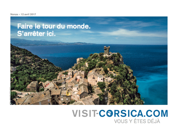 La Corse se montre à la radio - DR Agence du tourisme de la Corse