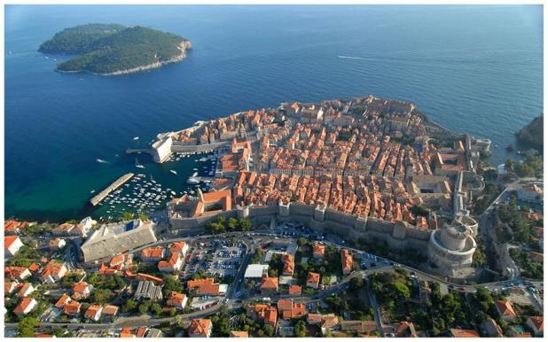 Dubrovnik, la perle de l'Adriatique - Photo : Igor Tomljenovic / ONT Croatie