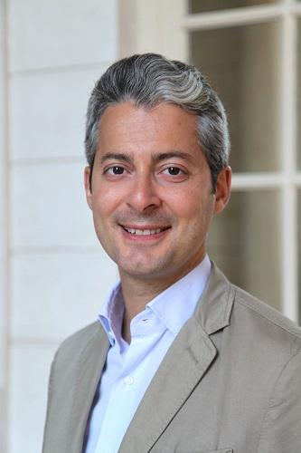 Charles de Vivie, directeur des ressources humaines et de la relation clients chez Kuoni. Kuoni