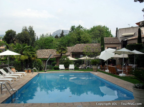 J'ai testé pour vous l'Hôtel Cantemerle à Vence (Alpes Maritimes)