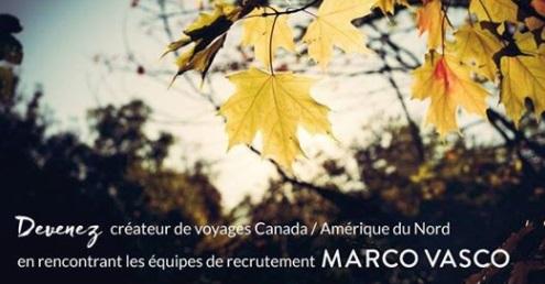 Talent Cocktail, organisé par Marco Vasco permettra aux candidats de se présenter directement aux équipes de recrutement, mais aussi d'échanger avec les collaborateurs en poste. - DR