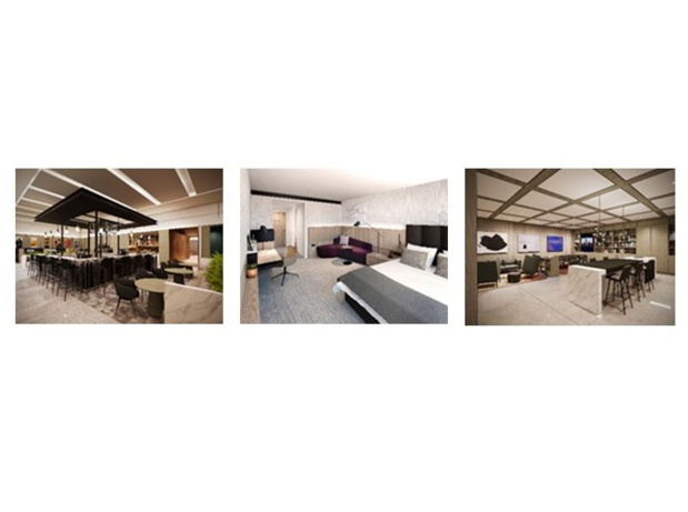 le Crowne Plaza Hotels & Resorts teste un nouveau design adapté aux voyageurs d'affaires - crédit photo : IHG