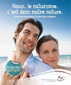 Le Naturisme part en campagne en France