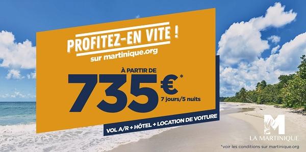 La Martinique lance une campagne 100% digitale pour multiplier les ventes - Crédit photo : capture écran film promotionnel du Comité Martiniquais du Tourisme