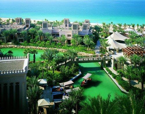 Le Madinat de Dubaï : l'art de concilier authenticité et exubérance