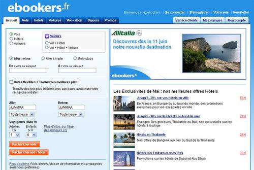 Nuage de cendres : ebookers.fr prend des mesures pour rassurer les clients