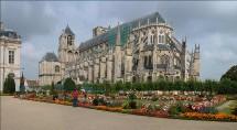 C'est a Bourges que se tiendront les 5emes assises du tourisme du 28 au 30 septembre.