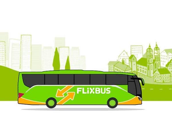 Flixbus lance la 1ère ligne de car 100% électrique au monde - Crédit photo : Flixbus