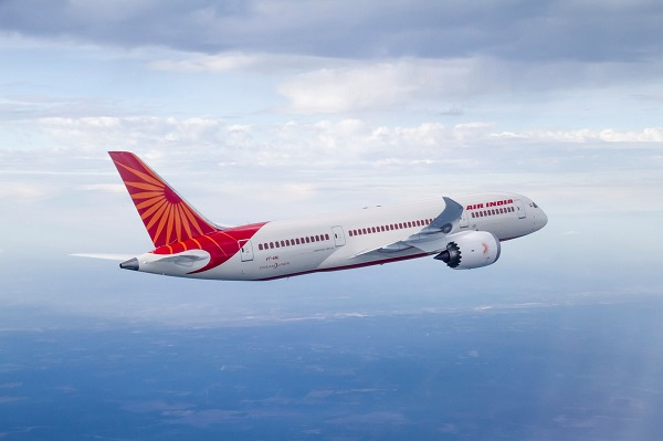 Air India, 76 % du capital cédé par le gouvernement - Crédit photo : Air India