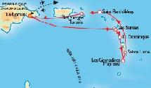 Transtours NOUVEAUTE : Couleurs Caraïbes