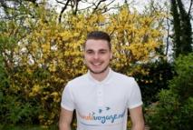 Lucas Gebhardt est le fondateur et PDG d'Handivoyage