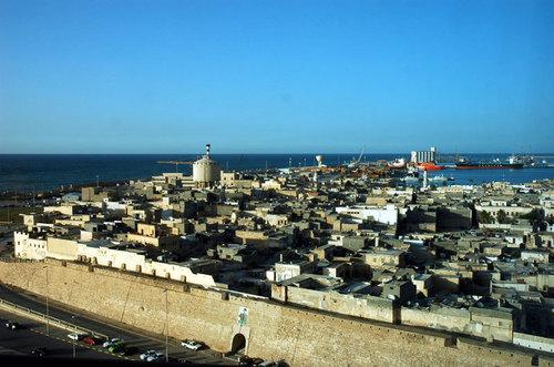 Tripoli, la médina