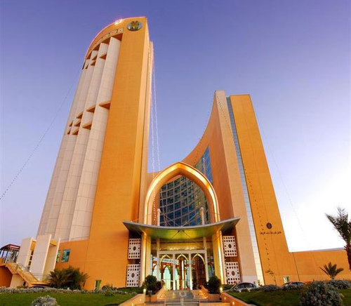 Le Conrenthia Bab Africa Hotel à Tripoli