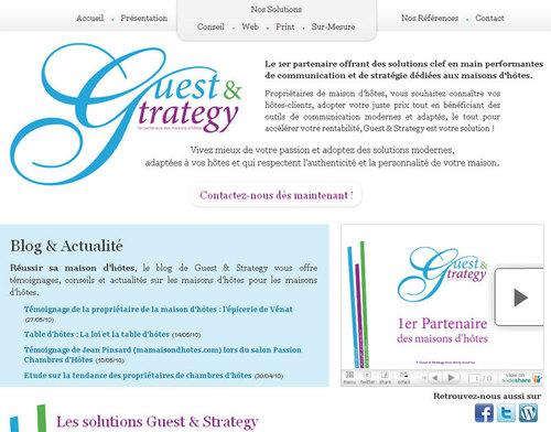 Guest and Strategy : des offres marketing clés en main pour les maisons d'hôtes