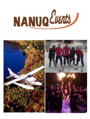 Nanuq Events: Votre spécialiste événementiel au Canada