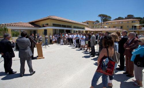 Lagrange inaugure la nouvelle résidence « Les Terrasses des Embiez »