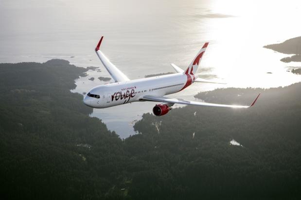 Au départ de Paris-Roissy, la compagnie propose à l'année 2 vols quotidiens sans escale, l'un à destination de Montréal-Trudeau, l'autre de Toronto-Pearson. - DR