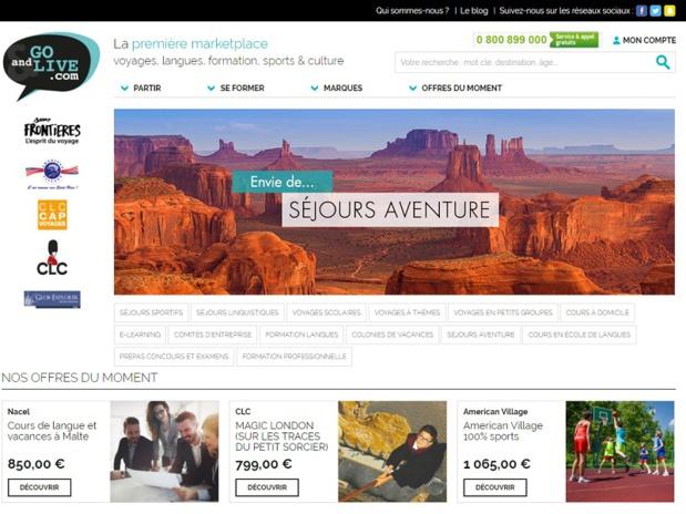 Voyages scolaires et linguistiques : Go & Live lance sa marketplace