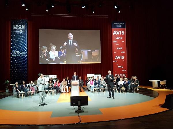 Laurent Abitbol à Lyon le 8 décembre 2017, lors du congrès Selectour - DR : C.E.