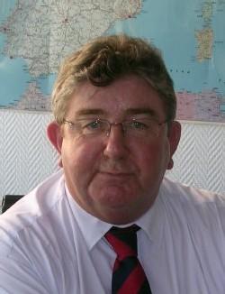 Patrick Saluden, nouveau Directeur Général Eurolines France