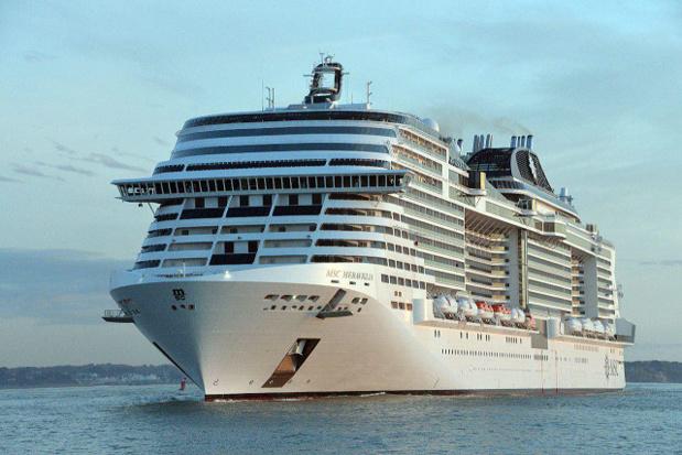 Le MSC Meraviglia le plus grand navire construit par un armateur européen est sorti des chantiers de Saint-Nazaire. Inauguré en juin 2018. Il sera bientôt rejoint par son navire jumeau, le MSC Bellissima (mars 2019). MSC.